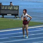 増補•高校最後の3000メートル3位でゴール    1089