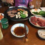 キムチと冷麺(1147)