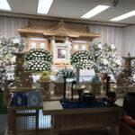松井清人さん逝く 通夜(1369)