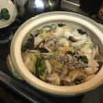 豚と発酵白菜の鍋 (1385)